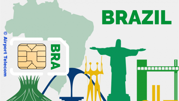 Travelling form Brasil to Europe (sim cards)